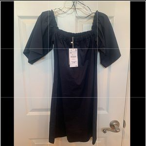 Brandnew With tag Zara off shoulder dress
